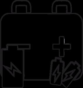 bateriju ir akumuliatoriu atliekos